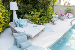Outdoor-Möbel, Outdoor Accessoires, Garten, Terrasse, Balkon